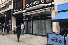 229 SF High Street Shop for Rent  |  10 King Street, Nottingham, NG1 2AS