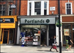 965 SF High Street Shop for Rent  |  104 Great Portland Street, London, W1W 6PE