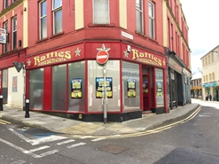 640 SF High Street Shop for Rent  |  23 Somerset Street, Abertillery, NP13 1DJ