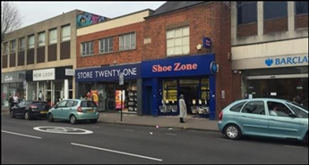 630 SF High Street Shop for Rent  |  159 Kings Heath High Street, Birmingham, B14 7DJ