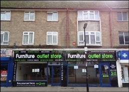 1,324 SF High Street Shop for Rent  |  Greywell Shopping Centre, Havant, PO9 5AA