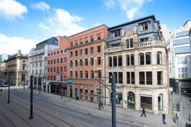 1,935 SF High Street Shop for Rent  |  Unit 2 Cobden House 12 16 Mosley Street, Manchester, M2 3AQ