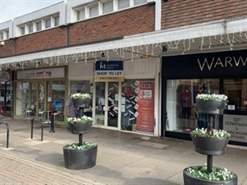 695 SF High Street Shop for Rent  |  10 Lower Street, Kettering, NN16 8DH