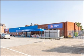 22,875 SF High Street Shop for Rent  |  West Gate Retail Park, Nottingham, NG10 1EQ