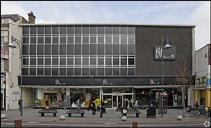 11,000 SF Shopping Centre Unit for Rent  |  Unit D, Watford, WD17 2DU