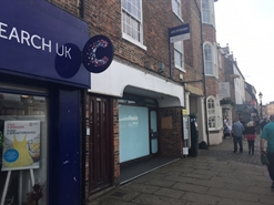 656 SF High Street Shop for Rent  |  46 Market Place, Thirsk, YO7 1LH