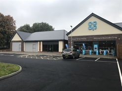 1,500 SF Out of Town Shop for Rent  |  Unit 3, Rockfield Road, Monmouth, NP25 5AU