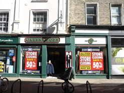 874 SF High Street Shop for Sale  |  44 Broad Street, King's Lynn, PE30 1DP