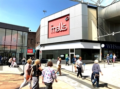 1,336 SF Shopping Centre Unit for Rent  |  3a, Old Basing Mall, Basingstoke, RG21 7AW