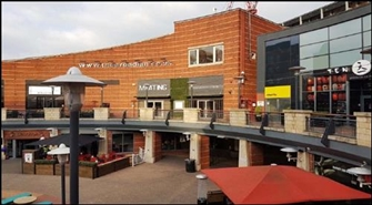 2,746 SF Retail Park Unit for Rent  |  Unit E202, Arcadian Centre, Birmingham, B5 4TD