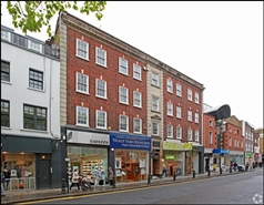 934 SF High Street Shop for Rent  |  Mitre House, London, SW3 4TR
