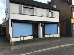 612 SF High Street Shop for Rent  |  360 Ringwood Road, Ferndown, BH22 9AT