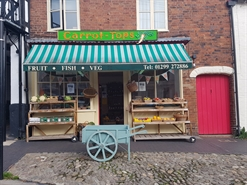350 SF High Street Shop for Rent | 28 High Street, Cleobury Mortimer, DY14 8DQ