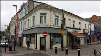 615 SF High Street Shop for Rent  |  59 - 61 High Street, Aldershot, GU11 1BY