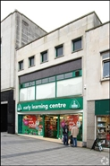 1,949 SF High Street Shop for Rent  |  11 Cornwall Street, Plymouth, PL1 1NL