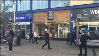 1,082 SF Shopping Centre Unit for Rent  |  100B Bull Street, Martineau Place Shopping Centre, Birmingham, B4 7AA