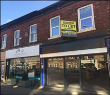 672 SF High Street Shop for Rent | 725 Wilmslow Road, Manchester, M20 6WF