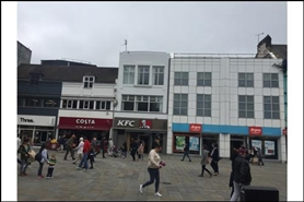 2,686 SF High Street Shop for Rent  |  111 Northumberland Street, Newcastle Upon Tyne, NE1 7AG