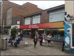4,878 SF High Street Shop for Rent  |  41 Eign Gate, Hereford, HR4 0AB