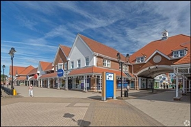 4,721 SF Retail Park Unit for Rent  |  The Carlton Centre, Lincoln, LN2 4UX