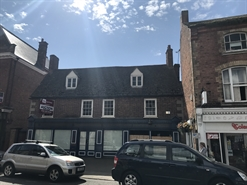 1,946 SF High Street Shop for Rent  |  44-44A High Street, Oakham, LE15 6NZ