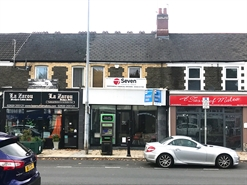 755 SF High Street Shop for Rent  |  123 Caerphilly Road, Cardiff, CF14 4QA