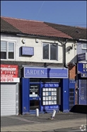 419 SF High Street Shop for Sale  |  185 Church Road, Birmingham, B25 8UR