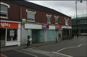 1,795 SF High Street Shop for Rent  |  97 High Street, Stoke On Trent, ST8 6AA