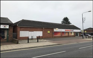 1,545 SF High Street Shop for Rent  |  111 Derby Road, Nottingham, NG9 7AS