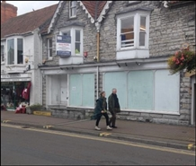 1,125 SF High Street Shop for Rent  |  107 High Street, Street, BA16 0EY