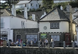 1,291 SF High Street Shop for Rent  |  St Mawes, Truro, TR2 5DG