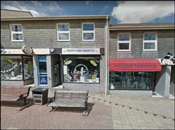 396 SF High Street Shop for Rent  |  114 Fore Street, Saltash, PL12 6JW