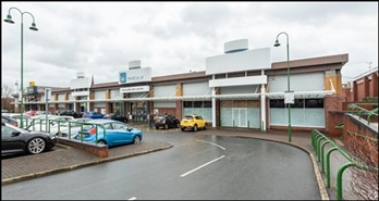 9,100 SF Retail Park Unit for Rent  |  Unit H1, Warrington, WA1 2QQ