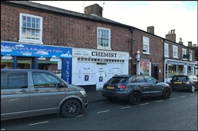445 SF High Street Shop for Rent  |  6 Canute Place, Knutsford, WA16 6BH