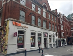 990 SF High Street Shop for Rent  |  119 - 121 Middlesex Street, London, E1 7JF