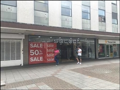 3,405 SF High Street Shop for Rent  |  Unit 2, Stevenage, SG1 1EA