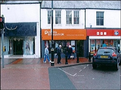 605 SF High Street Shop for Rent  |  6 Station Road, Ashington, NE63 9UJ