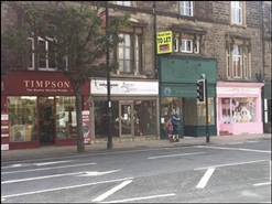 464 SF High Street Shop for Rent  |  43 Brook Street, Ilkley, LS29 8AG
