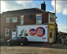 495 SF High Street Shop for Sale | 805 High Street, Stoke On Trent, ST6 5QH