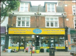 1,900 SF High Street Shop for Rent  |  23 - 25 Brighton Road, Surbiton, KT6 5LR