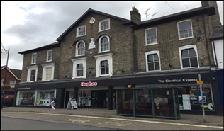 13,395 SF High Street Shop for Sale  |  89 - 95 High Street, Newmarket, CB8 8JH