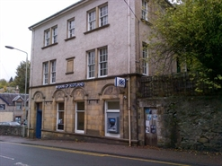 640 SF Out of Town Shop for Rent  |  Former Bank, Drumnadrochit, IV63 6TU