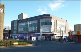11,755 SF Shopping Centre Unit for Rent  |  White Rose Centre, Rhyl, LL18 3AG