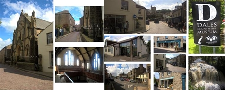 1,308 SF High Street Shop for Rent  |  Main Street, Hawes, DL8 3QW