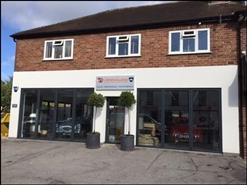 1,001 SF High Street Shop for Rent  |  Frazier House, Stratford Upon Avon, CV37 7AN