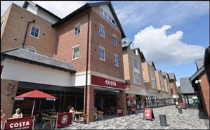 1,646 SF High Street Shop for Rent  |  Unit 4, The Square, Altrincham, WA15 8ST