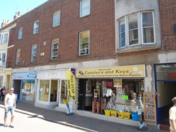 1,185 SF High Street Shop for Rent  |  Unit 2, Weymouth, DT4 8EJ