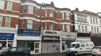 500 SF High Street Shop for Sale  |  465 Christchurch Road, Bournemouth, BH1 4AD