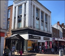 2,401 SF High Street Shop for Rent  |  48 - 50 High Street, Rhyl, LL18 1HA