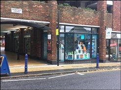 825 SF High Street Shop for Rent  |  Heritage Close Shopping Centre, St Albans, AL3 4EH